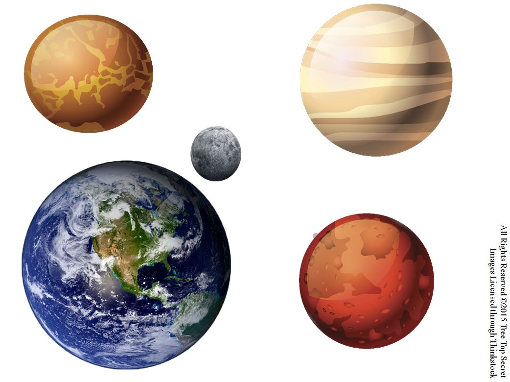 Active Anchor Chart Solar System Treetopsecret Education